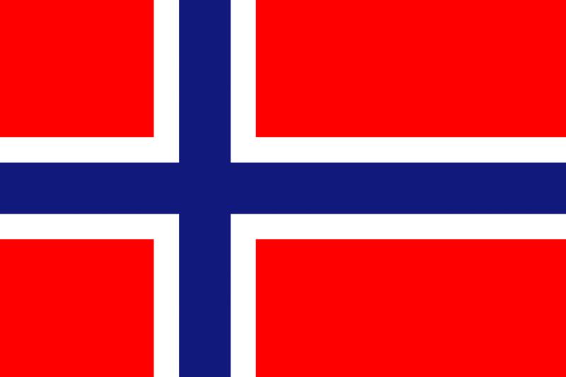 Norvegų